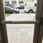 Double Aluminum Doors