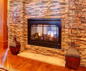 Gas Fireplace Repair & Cleaning