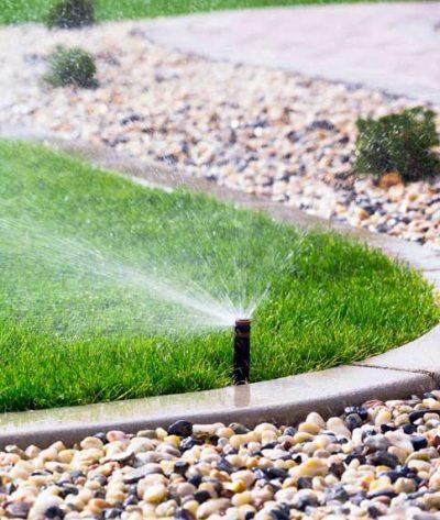 Lawn Sprinkler Repair